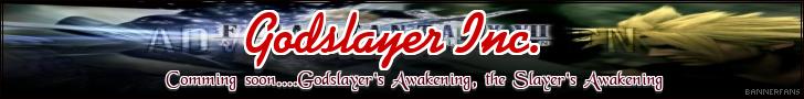 My Godslayer Inc. banner